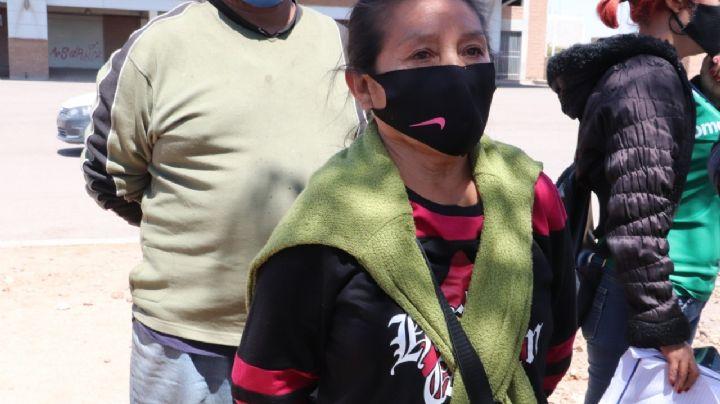 Colectivo 'Guerreras Buscadoras de Cajeme' piden apoyo a la ciudadanía