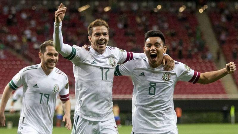 Selección Mexicana Preolímpica, dobla su valor a su similar de Estados Unidos