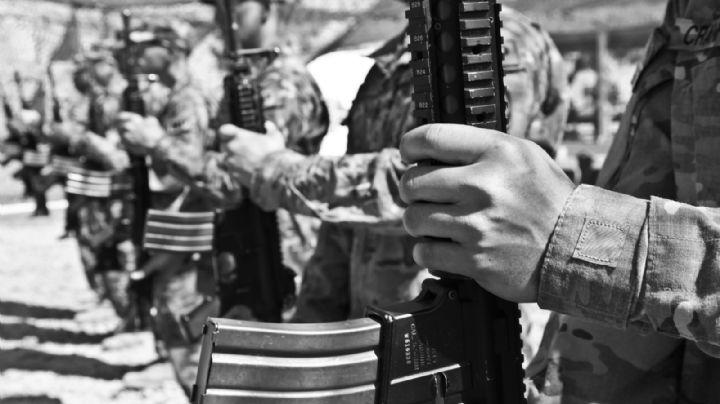 ¡Insólito! Militarización o democracia en el Gobierno: Esto opinan mexicanos, según Inegi