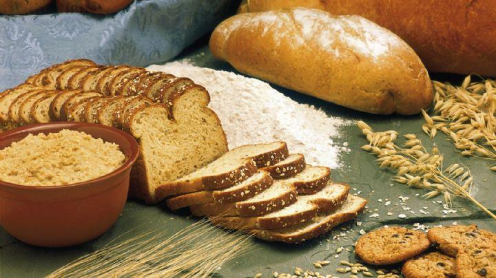 ¿Estas a dieta? Entonces este delicioso y esponjoso pan integral es perfecto para ti