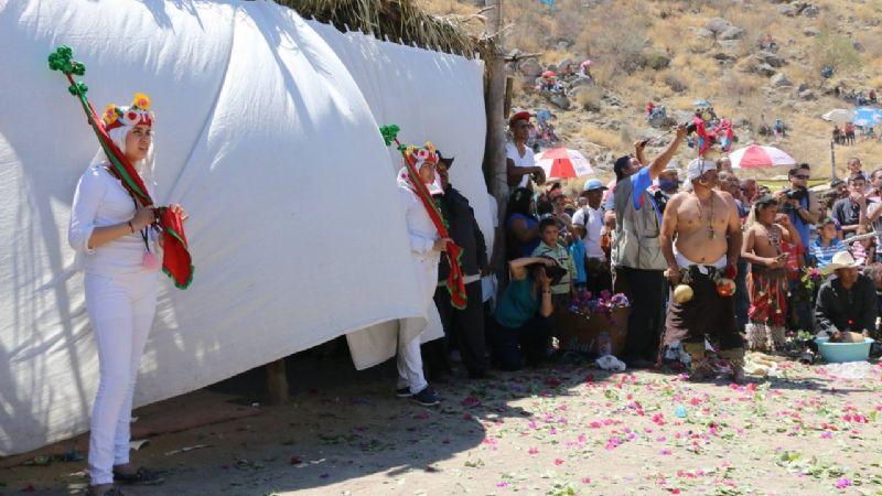 Comunidad Yaqui bajo la lupa ante fiestas de 'Semana Santa'