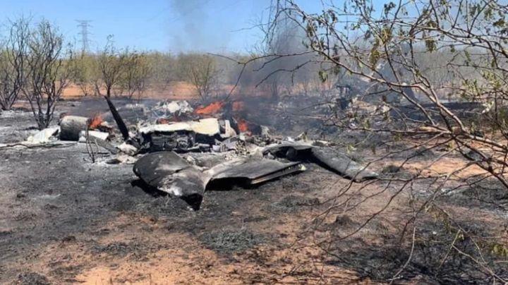 Identifican a funcionario de Sonora herido en avionazo de Hermosillo; se encuentra grave