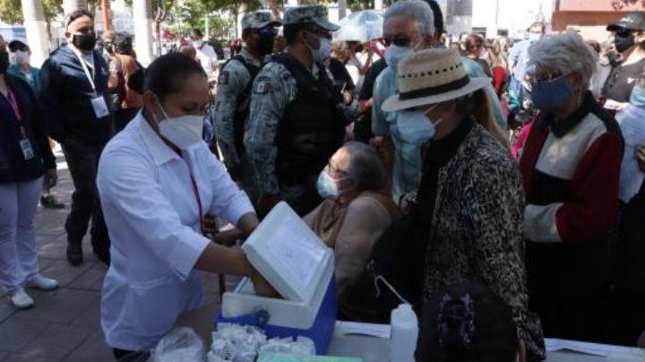 Con desorden arranca la vacunación contra el Covid-19 en Cajeme