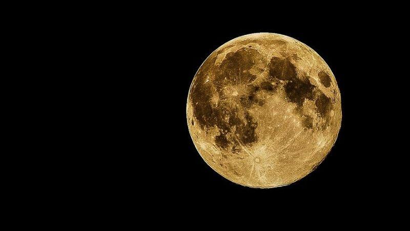 Luna llena: Descubre por qué a la de primavera se le llama 'de gusanos' y dónde podrás verla