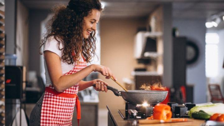 Comienza a cocinar de forma más saludable con estos 6 consejos