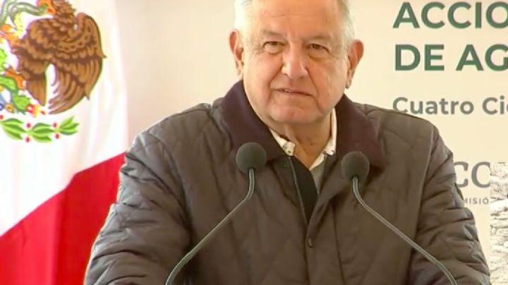 A lo Anaya: AMLO arremete uso excesivo de agua para la producción de cervezas en México