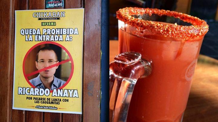 Por estos comentarios, bar de Veracruz se anticipa y le niega acceso a Ricardo Anaya
