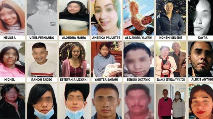 Encuentran sanas y salvas a 13 personas desaparecidas en Sonora; 11 eran menores de edad