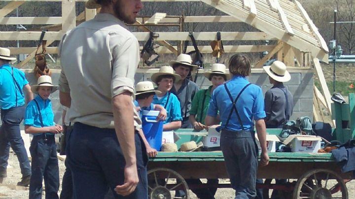 Comunidad Amish en Pennsylvania alcanza la inmunidad de rebaño contra el Covid-19
