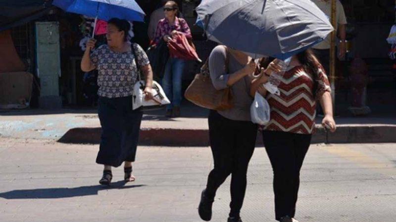 ¡No guardes el paraguas! Así será el clima en Sonora este viernes 2 de julio del 2021
