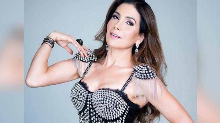 Patricia Manterola pone de cabeza los foros de Televisa con su espectacular 'look' para 'MQB'
