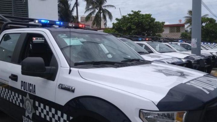 Policía asesina a indigente en Veracruz; estaba esposado cuando le dispararon en el pecho