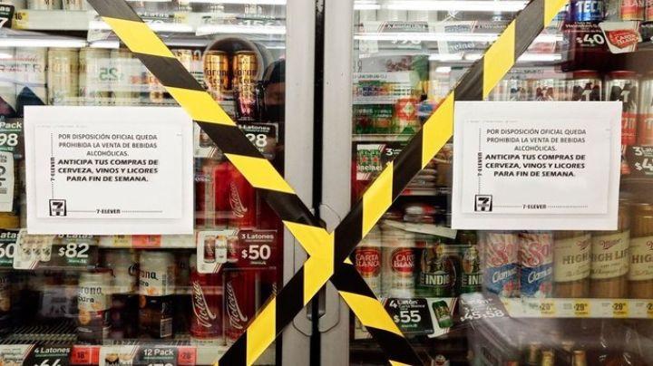 CDMX: Decretan Ley Seca en Iztapalapa; la finalidad es evitar aglomeraciones por Semana Santa