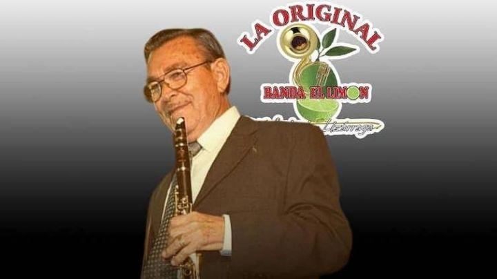 Fallece Salvador Lizárraga, fundador de La Original Banda El Limón; así lo despiden en redes