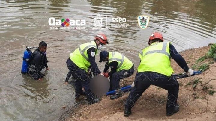 ¡Lamentable! Niños mueren ahogados en represa de Oaxaca; Bomberos recuperan los cuerpos