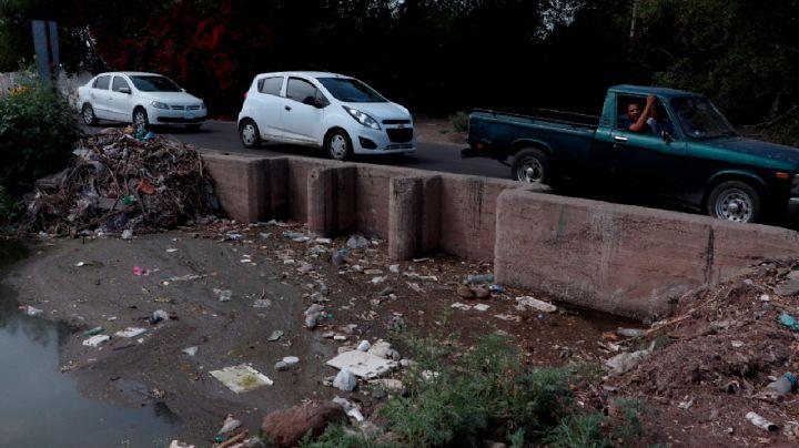 Cajeme: Distrito de Riego del Río Yaqui pide a ciudadanos que no tiren basura en canales de riego