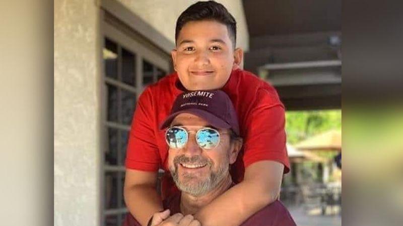 Él es Leo, el 'Buki' que convirtió en abuelo a Marco Antonio Solís y lo hace ser niño con esto
