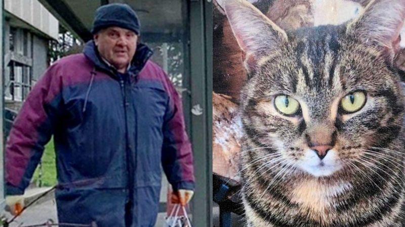 ¡Sin remordimiento! 'Abuelito' ahogó a la gata de su vecina porque arruinaba sus vegetales