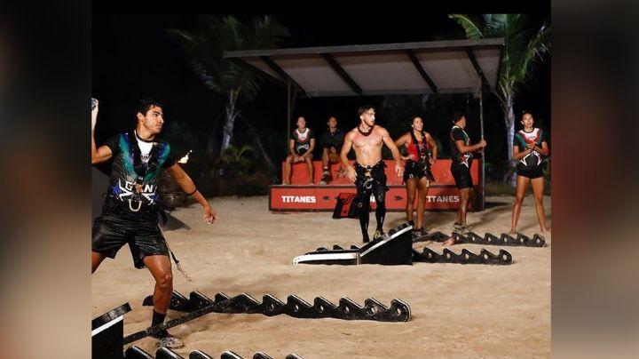 Golpe a 'Titanes': A días de la final, atleta de 'Exatlón' sufre accidente y se lesiona