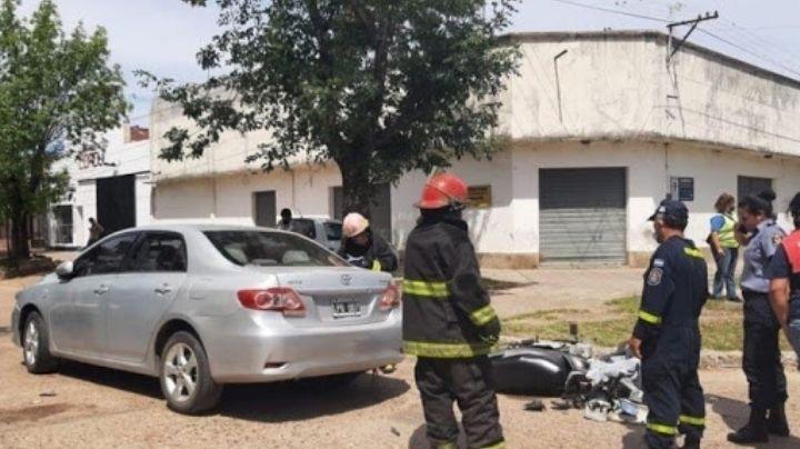 ¡Lamentable sorpresa! Tras accidente de tránsito, hombre descubre que asesinó a su hijo