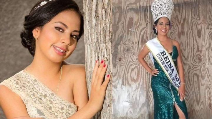Tragedia en Veracruz: Hallan muerta a reina de belleza de 20 años; se habría suicidado