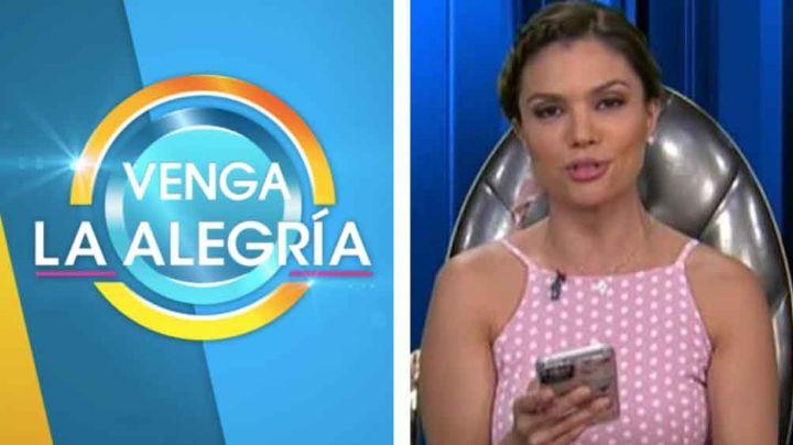 VIDEO: Conductora de 'Venga la Alegría' habla de más y revela que nadie soporta a Tábata Jalil
