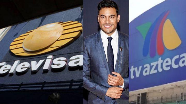 ¿Regresa a TV Azteca? Carlos Rivera sorprende al anunciar proyecto fuera de Televisa