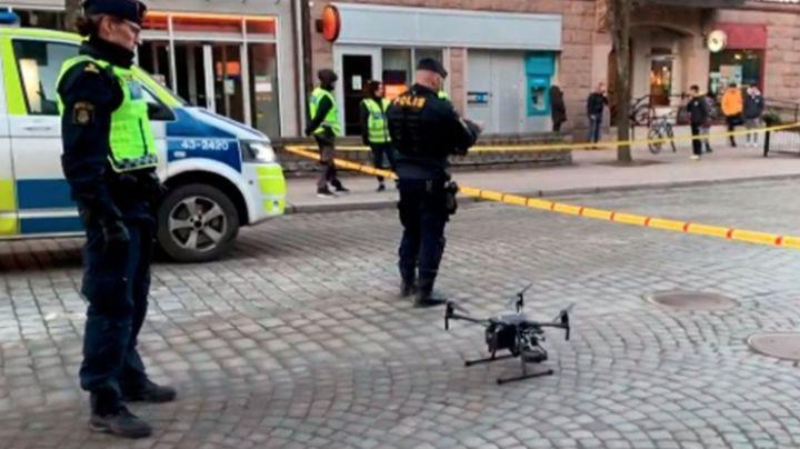 ¿Ataque terrorista? Joven de 20 años acuchilla a varias personas en Suecia; ya fue detenido