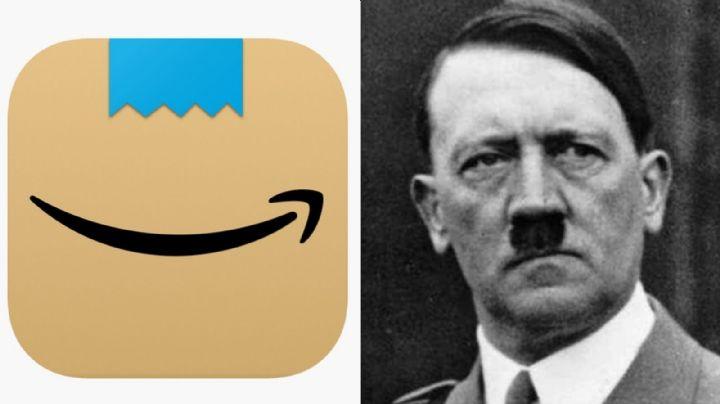 ¡Les llovieron burlas! Amazon cambia su nuevo logo por similitudes con el bigote de Hitler