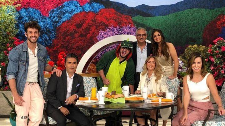 Tras irse de México y sobrevivir al Covid-19, actriz regresa a Televisa y se une a 'Hoy'