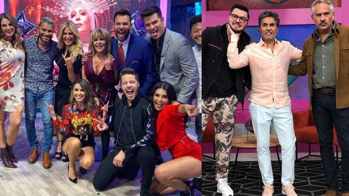 Conductora de 'Venga la Alegría' revela que actor de Televisa deja 'Hoy' ¿por TV Azteca?