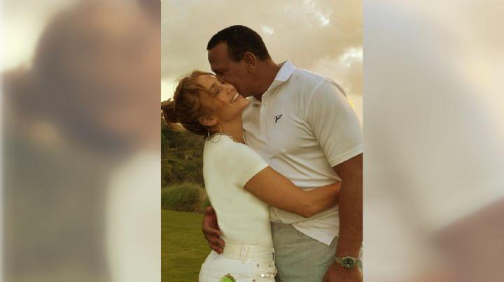 Tras separarse, Jennifer López y A-Rod calman rumores: El beisbolista sorprende a su prometida