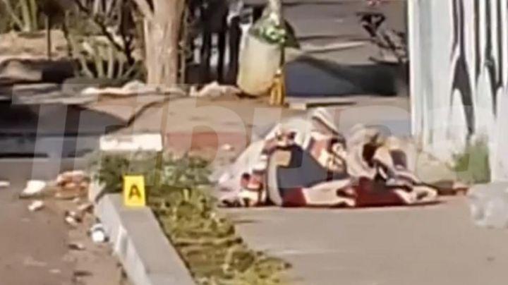 Identifican a cadáver 'encobijado' encontrado al sur de Ciudad Obregón; tenía impactos de bala