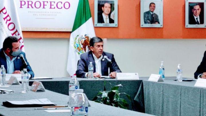 La Profeco se queda sin titular; Ricardo Sheffield quiere ser alcalde de León, Guanajuato