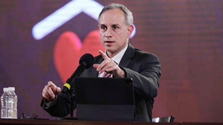 SSA confirma que Hugo López-Gatell continúa en recuperación desde su casa