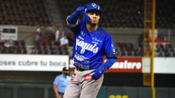 Carlos Sepúlveda se lleva el guante de oro en la Liga Arco Mexicana del Pacífico
