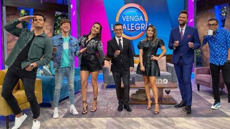 Sorpresa en TV Azteca: Polémica integrante de 'Venga la Alegría' anuncia en vivo que está embarazada
