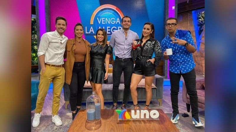 Conductora de TV Azteca hace esto en 'Venga la Alegría' y fans no la perdonan
