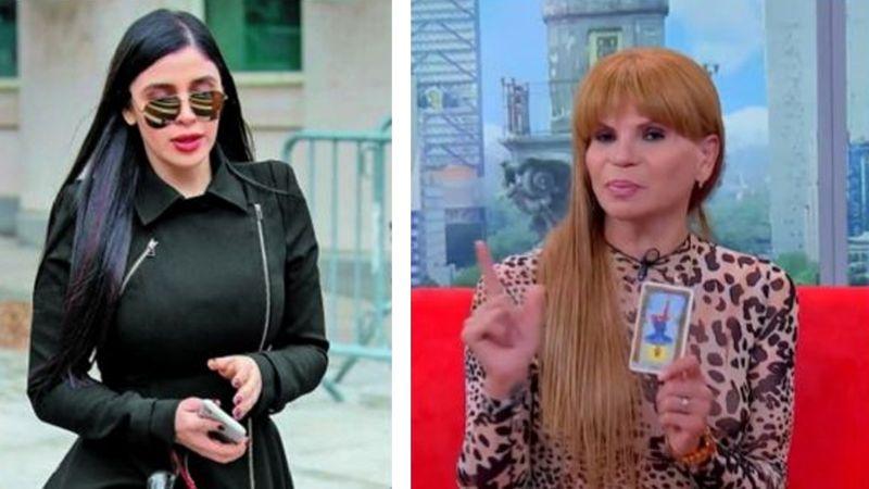 Golpe al 'Chapo': Vidente revela TERRIBLE secreto de Emma Coronel y da detalles de su arresto