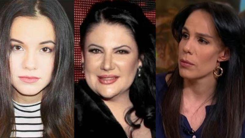 """""""Estoy harta"""": Hija de José José estalla contra Sarita Sosa y polémica actriz de Televisa"""
