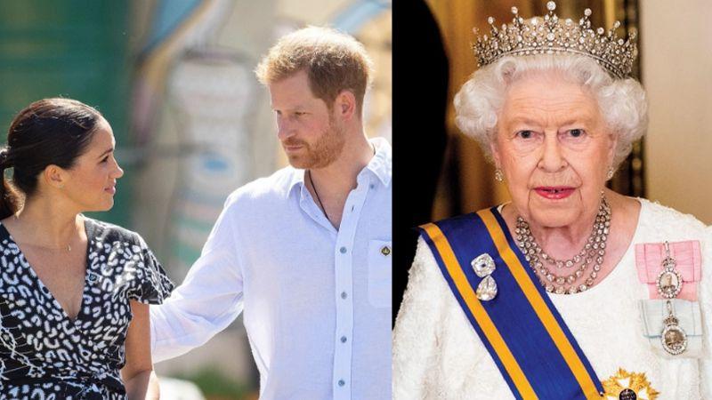 """Drama real: Empleados de la Reina Isabel II demandarían a Meghan Markle por """"intimidación"""""""