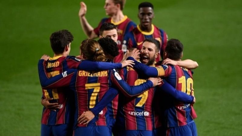 Increíble remontada y el Barcelona avanza a la Final de la Copa del Rey