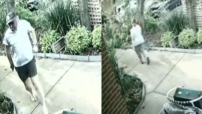 """""""Muérete ya, desángrate"""": Apuñala a su vecina y la da por muerta; difunden el brutal VIDEO"""