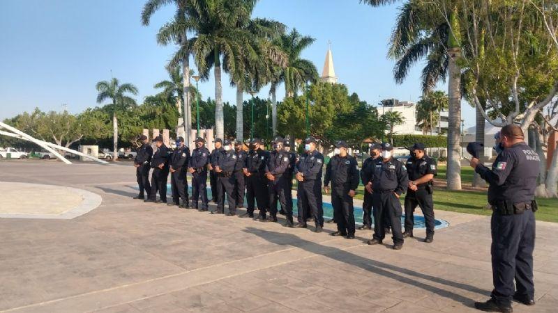 Policías de Cajeme realizarán manifestación pacifica para exigir mejores condiciones laborales