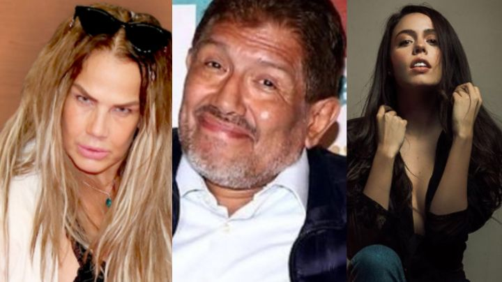 ¡A volar Niurka! Juan Osorio estrena romance con actriz de Televisa; ella es 37 años más joven