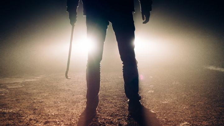 De terror: Fernando golpea con una varilla de metal a adulto mayor en plena calle