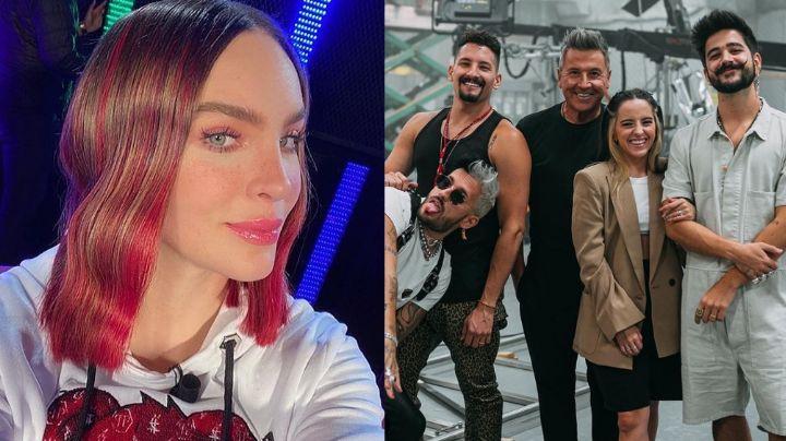 """""""Manipuladores"""": Belinda explota en 'La Voz Kids' contra Camilo, Mau y Ricky Montaner"""