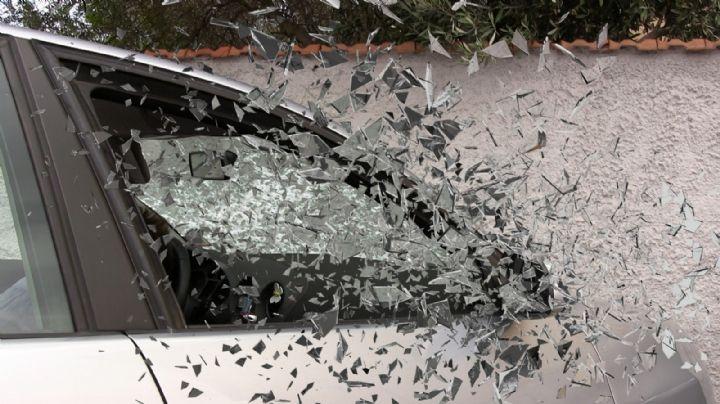 ¡Terrible accidente! Por volcadura de auto, muere Luis Felipe, de 19 años; sufrió daño cerebral