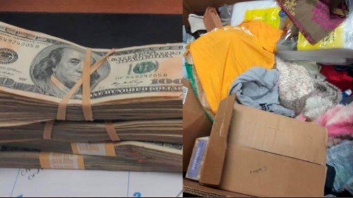 """""""Tomé la decisión correcta"""": Mujer halla más de 800 mil pesos y los devuelve a su dueño"""