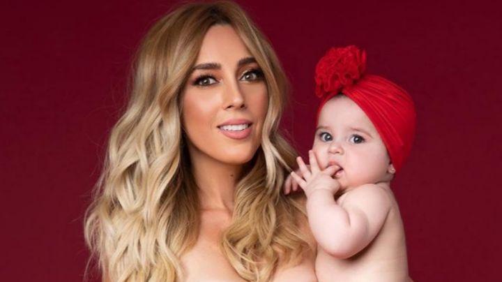 Tras convertirse en madre, Shanik Aspe, actriz de TV Azteca, posa con espectacular bañador